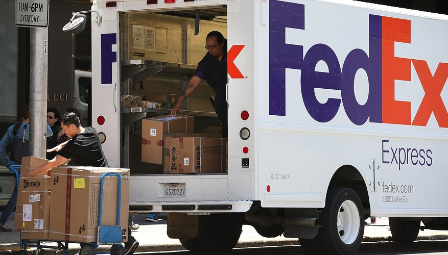 fedex policy on delivery
