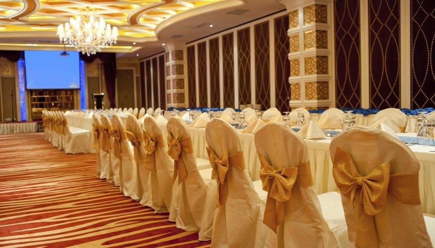 Ideas For Banquet Hall Names Bizfluent