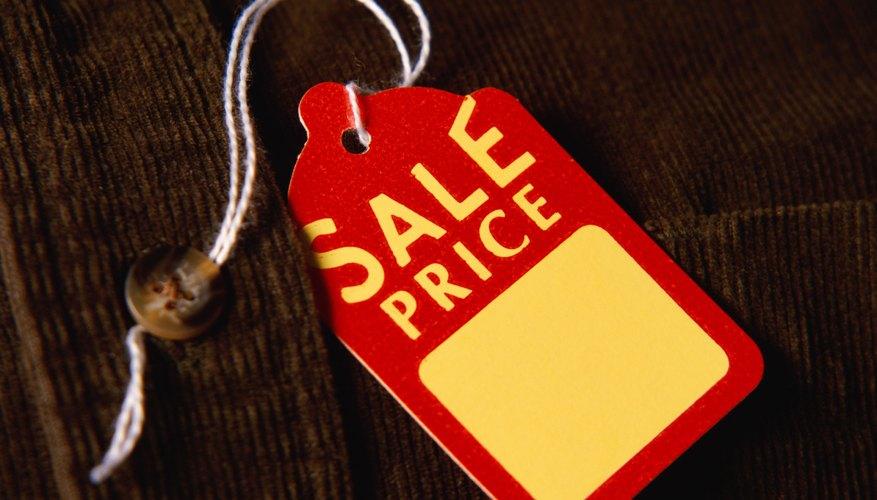 Hay varios enfoques para establecer el precio de un producto o servicio.