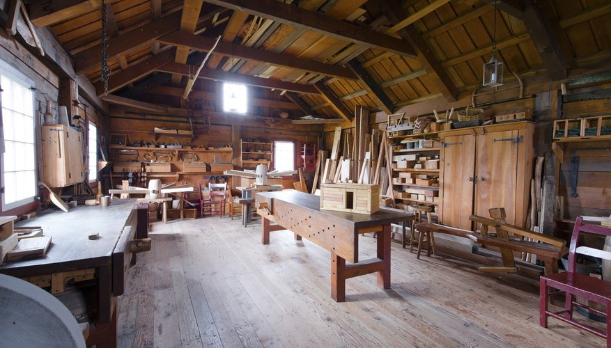 Ideas For Money Making In A Woodshop Bizfluent