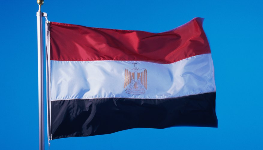Egypt represents an emerging economy.