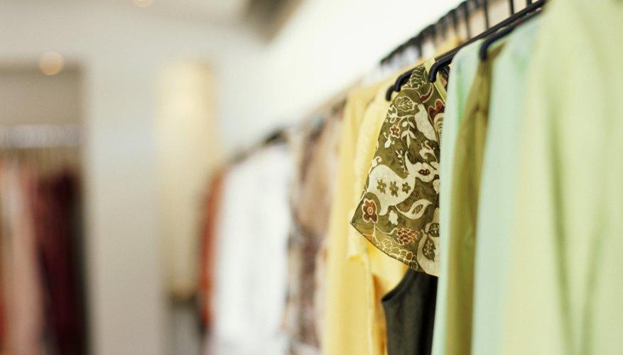 La venta de ropa al por mayor puede ser una gran oportunidad de negocio.