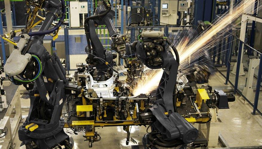 New industries create new jobs.