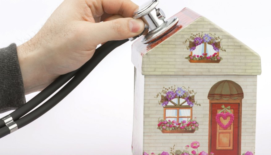 Give your potential new home a checkup first using an inspection list.