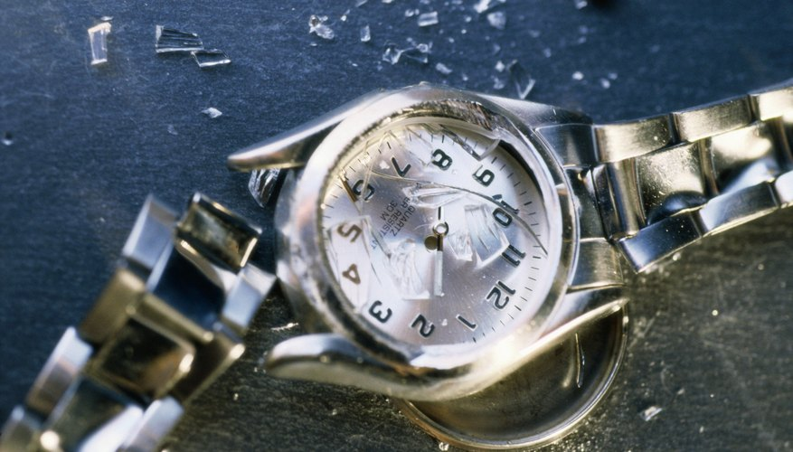 You may have to do some homework to recycle your old watch.