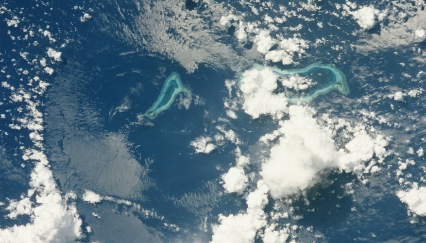 Clouds form in the troposphere and only rarely reach into the stratosphere.