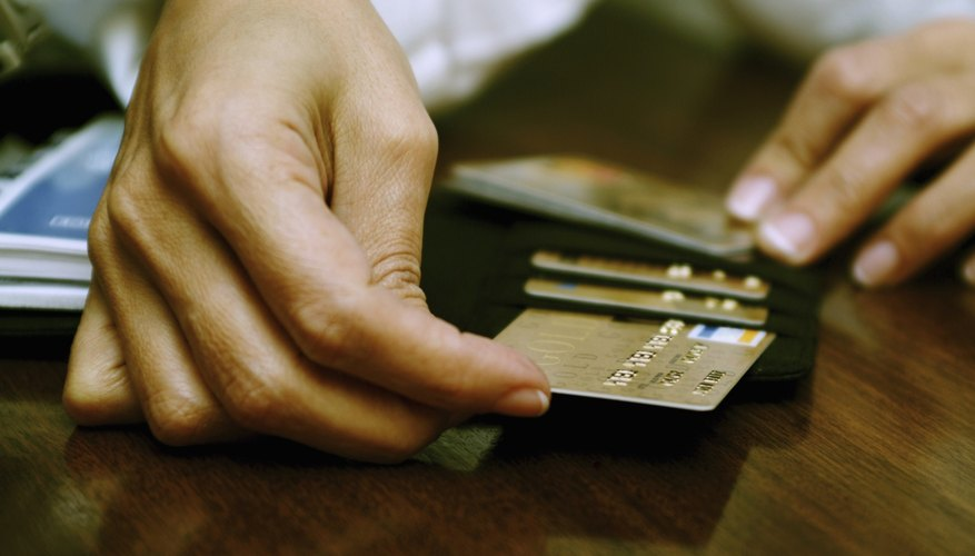 A lost or stolen credit card can cause big trouble if you don't act quickly.