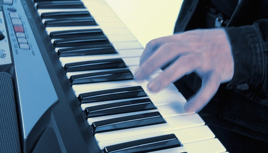 Digital pianos can approach and even surpass the sound quality of acoustic pianos.