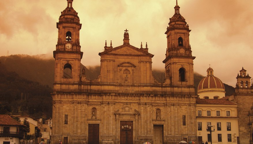 Bogotá es una capital moderna.
