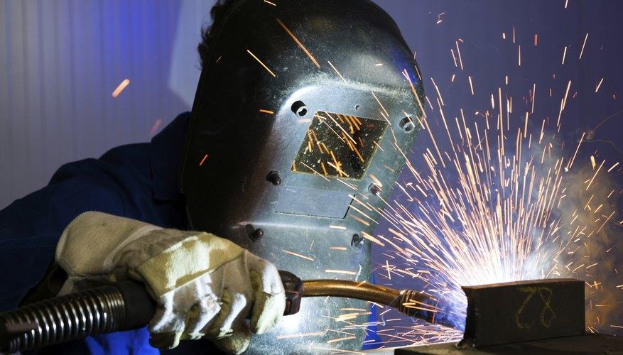 Get certified as a welder.