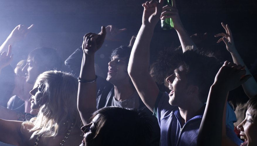 Teen nightclubs provide an age-appropriate environment with no drinking.