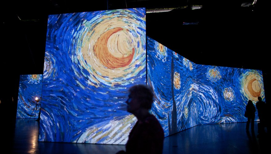 Multimedia art installation highlights
