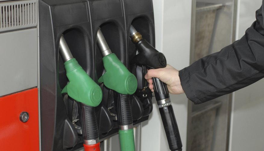 Using biofuels can save fossil fuels.