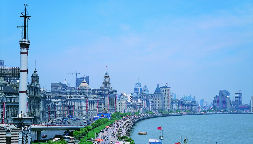 As a commercial center of mainland China, Shanghai hosts the country's principle stock exchange.