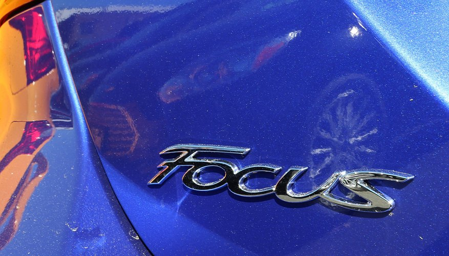 Ford Focus Named World's Best Selling Car By Automotive Research Firm