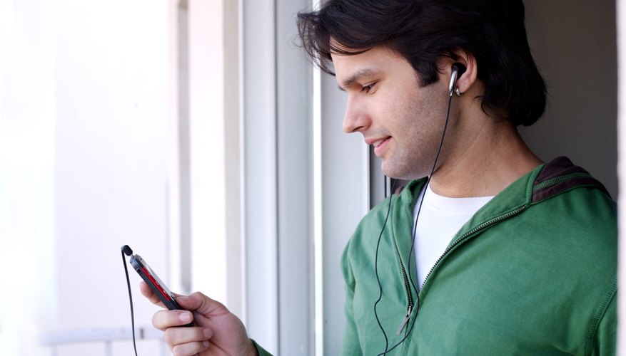 Reducing the volume on your electronic device can help reduce the chance of permanent damage to your ears.