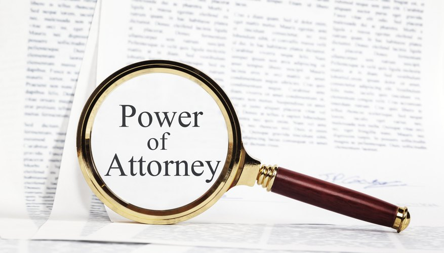 Financial power of attorney provides complete access to your IRA.