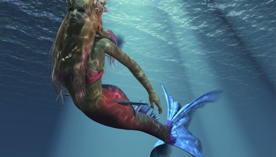 The idea of mermaids has captivated people for thousands of years.
