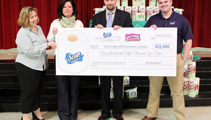 Scott Brand Shares Its Value By Awarding $25,000 To Baltimore Area School