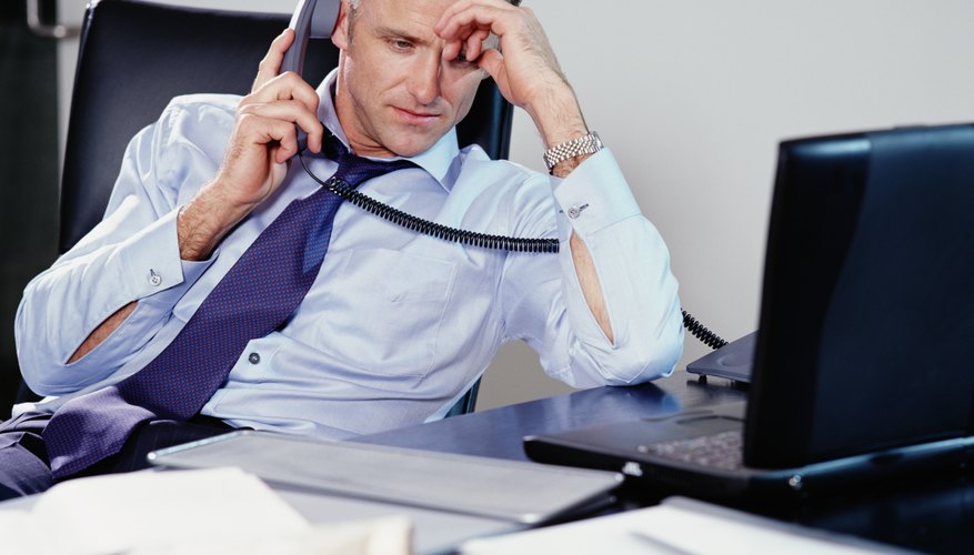The last thing you need at work is harassment by debt collectors.