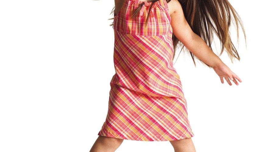 Get your preschooler dancing at her graduation.