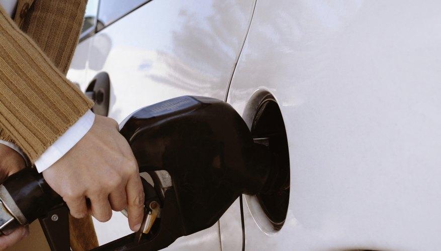 Reduce al mínimo los viajes a la bomba de gasolina.
