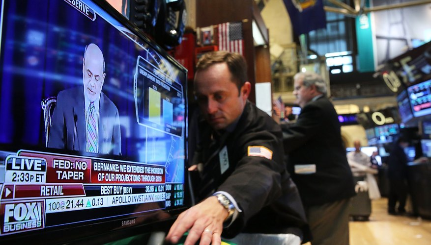 Foreign investors are attracted to the profits offered by Wall Street.