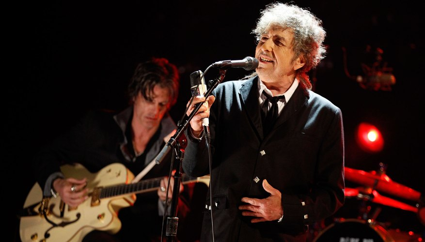 Bob Dylan's voice has captivated audiences since the '60s.