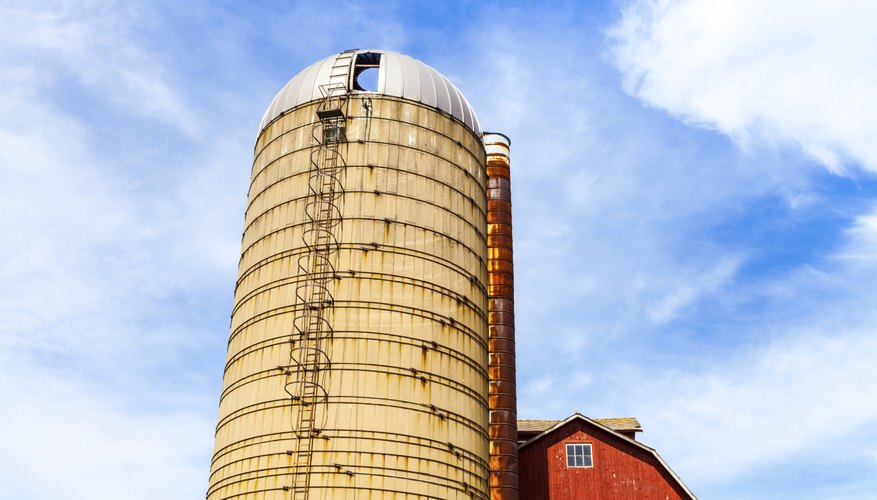 Grain silos may look serene, but they can be very dangerous.