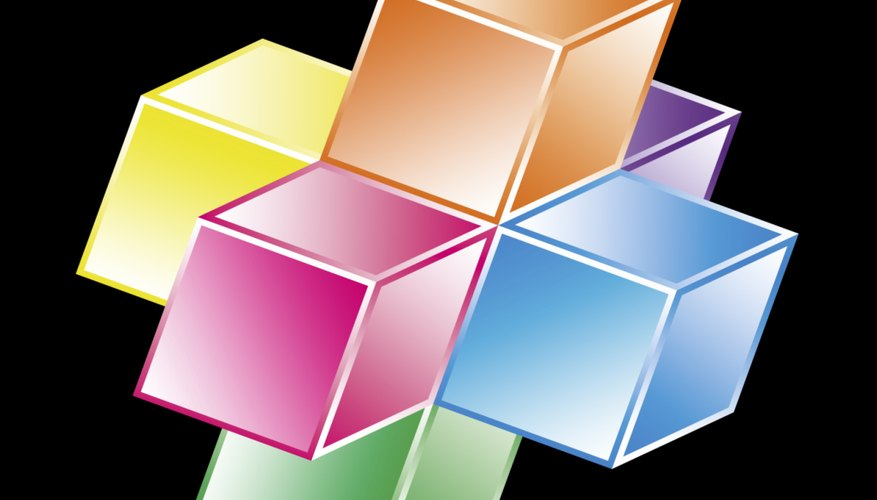 Mathematicians use hypercubes to describe four dimensions of space.