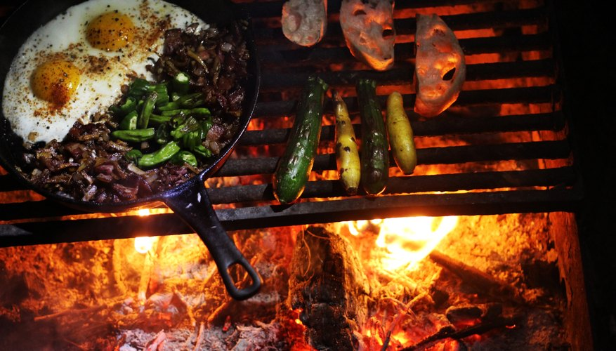 Food Ideas for Camping for 10 Days