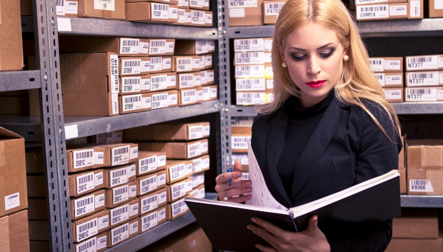 The cost of goods for a business's inventory can be claimed as a business expense.
