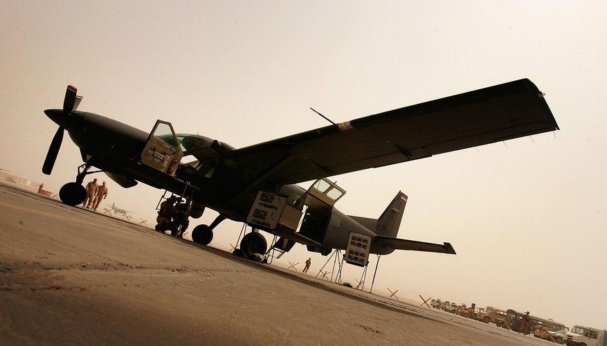Cessna 206.