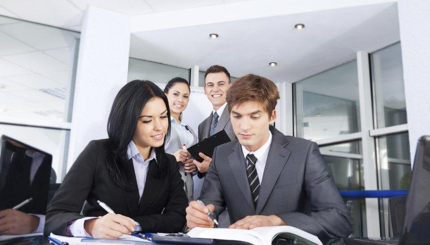 business people businessman businesswoman working