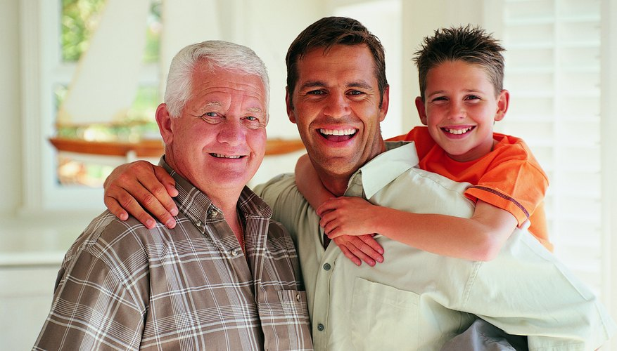 Dependents may come in all ages and a variety of relationships.