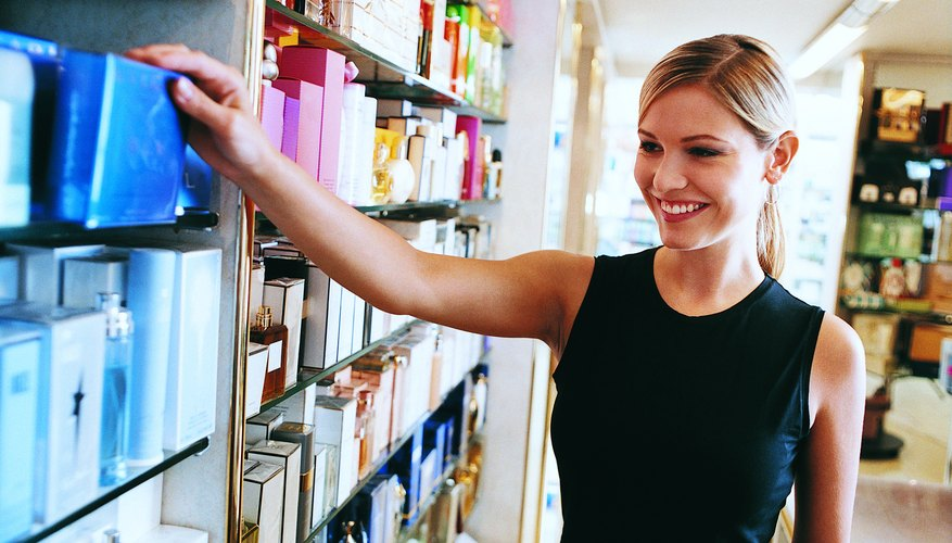 Decide what popular-selling perfume lines you will carry in your business and locate a wholesale distributor.