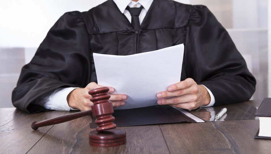 The judge has the final word as to how much credit card lenders are paid.