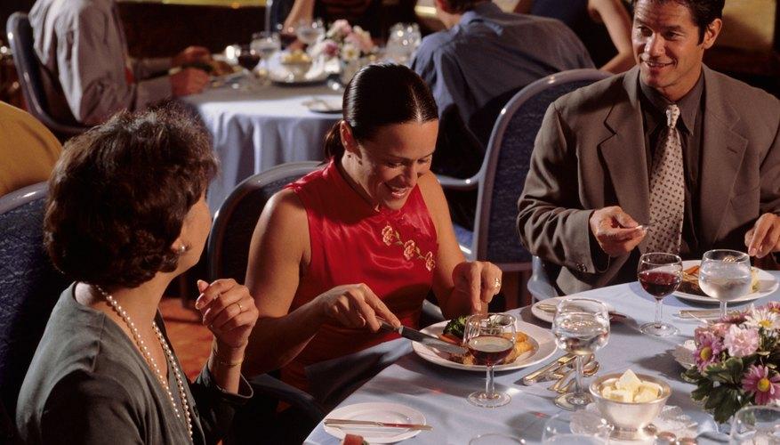 Angel investors become silent partners in new restaurants.
