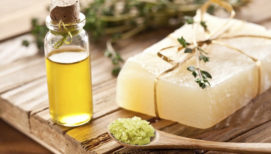 Potassium is used in the production of soaps and detergents.