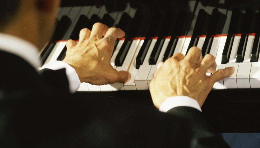 The Average Salary of a Pianist | Bizfluent
