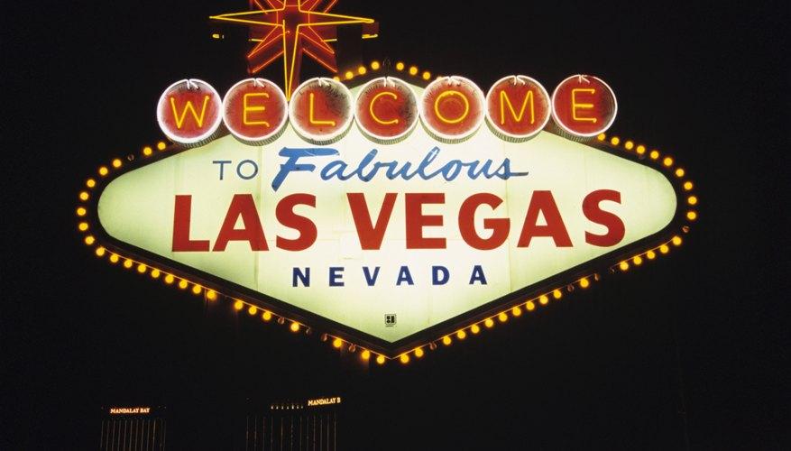 Teens can find plenty of fun in Las Vegas.