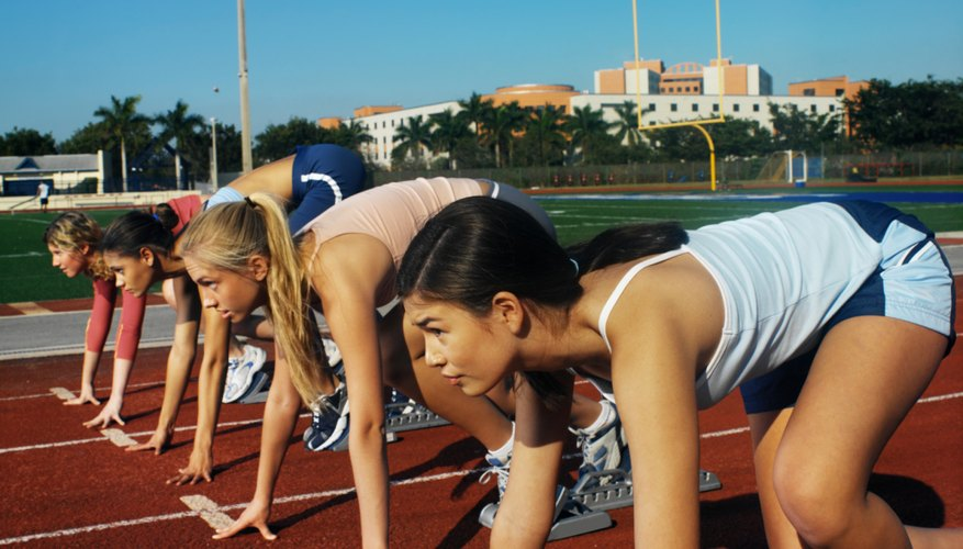 High-impact exercises like running can help teenagers shed weight.