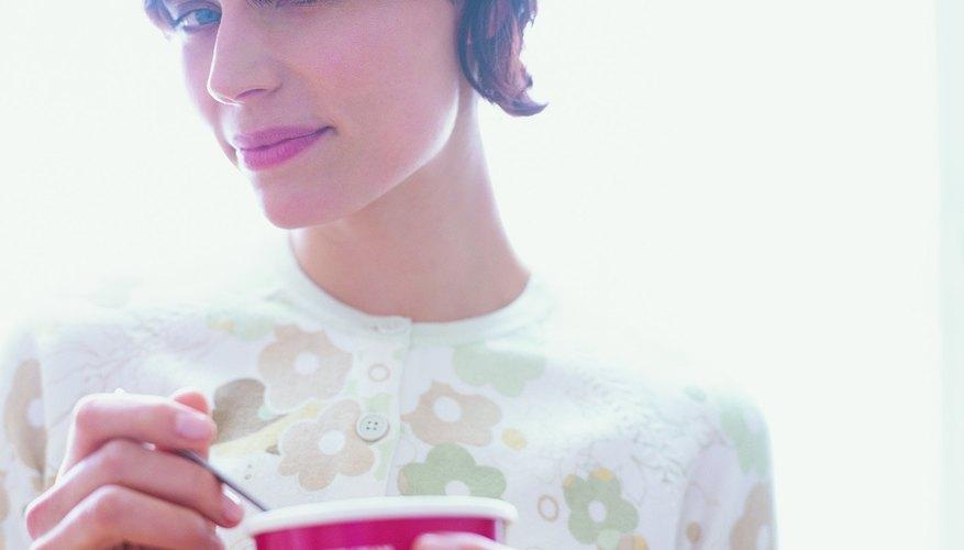 Vender yogur helado puede ser un negocio rentable.