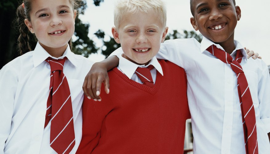 Ten Reasons Why Children Should Wear Uniforms | The Classroom
