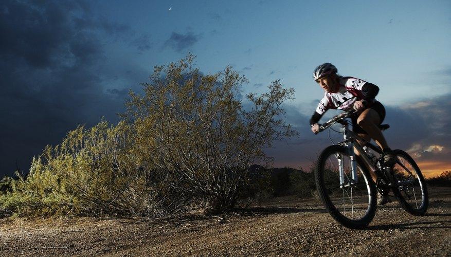 Las bicicletas de montaña rígidas requieren poco mantenimiento.