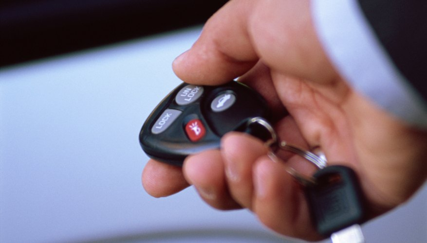 When the remote still works, it is easier to fix the key fob than buy a new one.