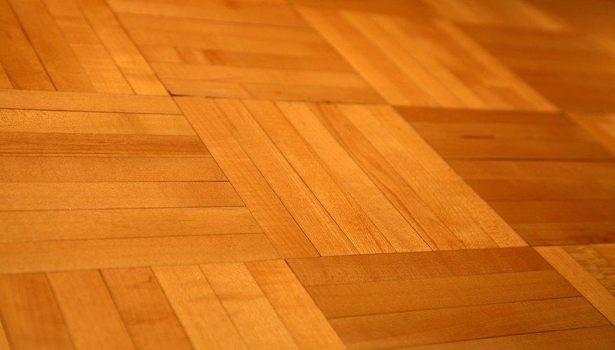closeup view of ceramic flooring