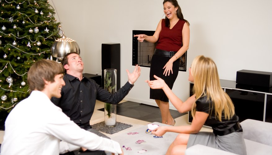 Charades derives from a French game that dates back to the 1500s.