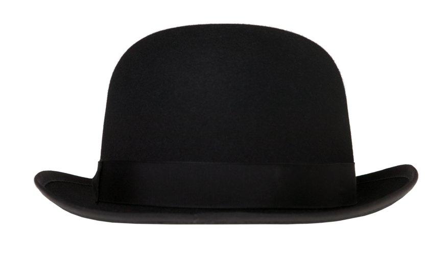 Cómo hacer un sombrero bombín sin tela | Geniolandia