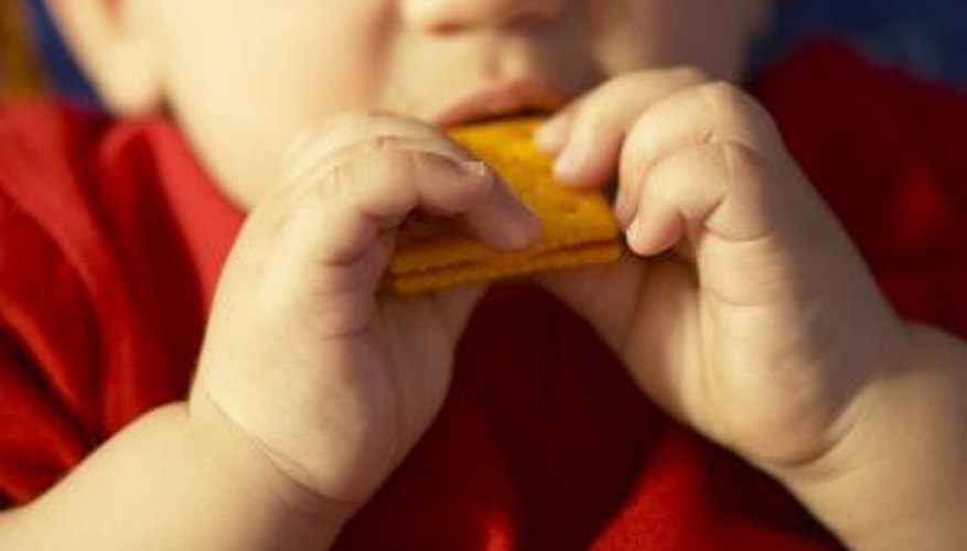 A one-year-old has different nutritional needs than an infant.